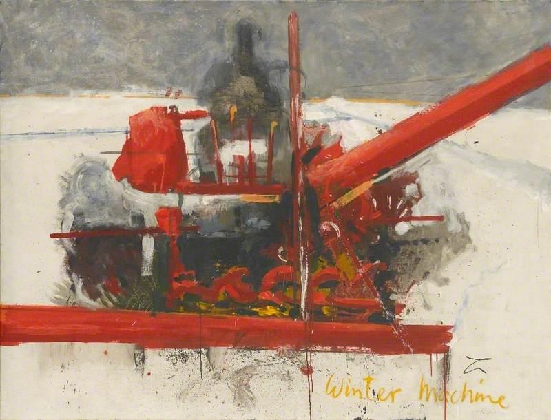 Willing, Victor, 1928-1988; Winter Machine